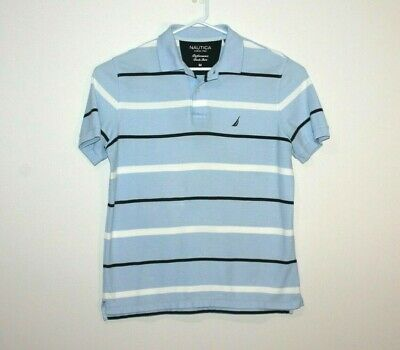 Nautica Performance Deck Polo Shirt Size Men's Medium