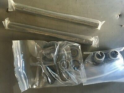 "IM Service leadscrews 6"" Delrin nut bearings CNC router NIP"