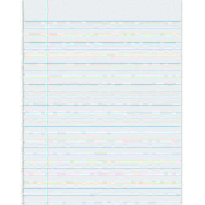 Pacon (2 Rm) Writing Paper 8.5X11 3/8In