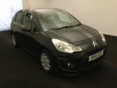 2010 Citroen C3 1.6 Hdi 16V Airdream+ - 10 Stamps, 1F/Owner, Cloth, Lovely
