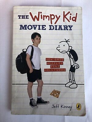 The Wimpy Kid Movie Diary: How Greg Heffley Went Hollywood (Paperback)