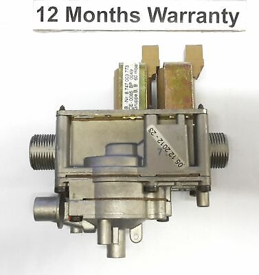 New Worcester Bosch Gas Valve 87470037730