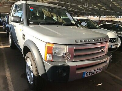 2008 Land Rover Discovery 3 2.7 Tdv6 Xs - Spares Or Repair, Gear Box