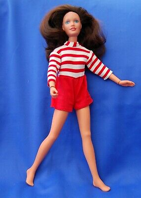 Vintage Kenner 1979 Brunette Darci Cover Girl Doll barbie fashion doll LOOK