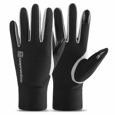 Winter Warm Gloves Men Women Touch Screen Windproof Outdoor Sport Glove