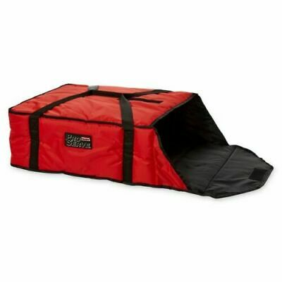 "NEW!! RUBBERMAID FG9F3700RED Insulated Bag, 20.5""LX8.5""WX22""H"