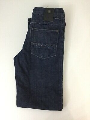 Hugo Boss Boys Dark Blue Slim Leg Jeans Age 10 Years Denim