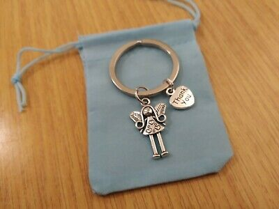 ANTIQUE SILVER CHARM A74 TOOTH FAIRY HYGIENST DENTIST TOOTH CHARM x 10