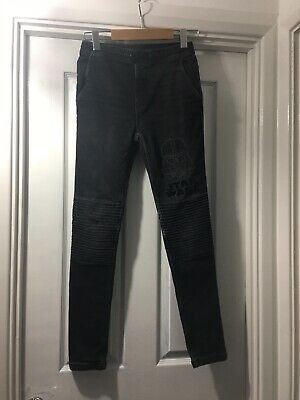 Boys Gap Star Wars Black Jeans Size XXL