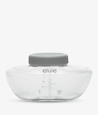Elvie Pump Collection Bottles Pack Of 3 NEW