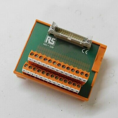 RS PRO, 26 Pole IDC Connector Interface Module
