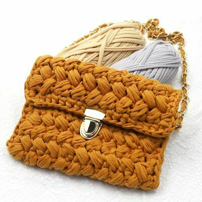 DIY Hand Knitting Bag Craft Materials Package Easy To Make Your Own Unique bag
