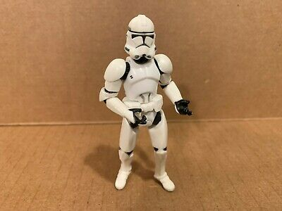 Hasbro Star wars Clone Trooper (Revenge Of The Sith) Movie Heroes Series #11