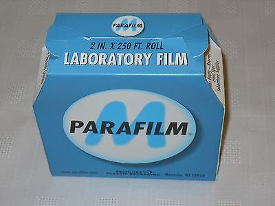 Parafilm M Laboratory Sealing Film 2in x 250ft Roll FULL ROLL BARGAIN PRICE