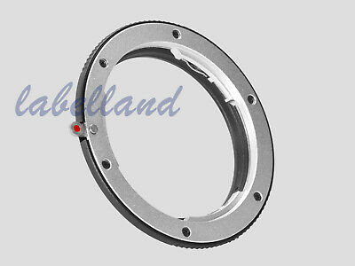For Leica R Lens fits To EOS EF Camera LR-EOS Tube Mount Adapter Ring UK stock