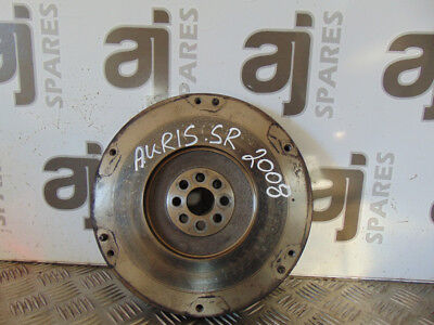 Toyota Auris Sr 2008 Solid Mass Flywheel