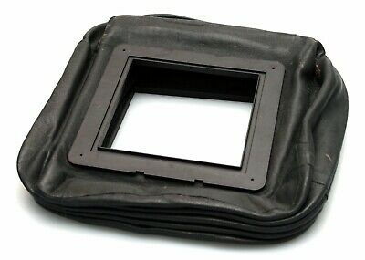 Cambo Wide Angle Leather Bellows for 4x5 Monorail Cameras.