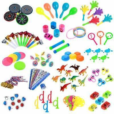 120pcs Assorted Kids Toys Party Favours Goodie Bags Set Fun Treasure Hunt Gifts