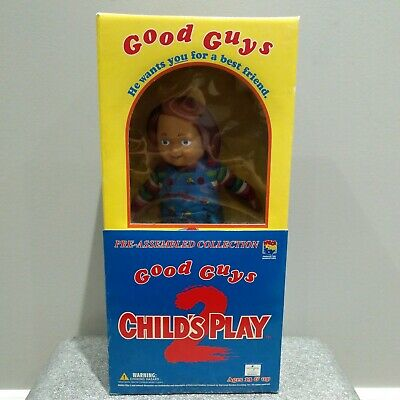 Child's Play Good Guys Chuck Doll Pre-Assembled Collection Medicom Toy