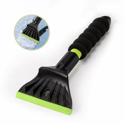 Car Ice Scraper Windshield Large ABS Windscreen Snow Remover with Anti Slip Grip