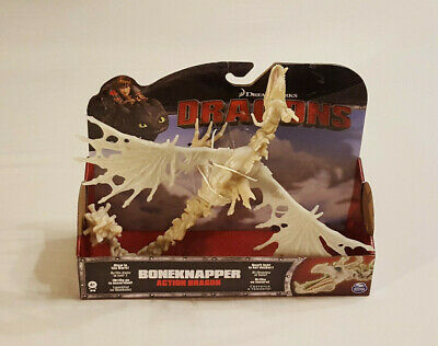 DreamWorks Spin Master HOW TO TRAIN YOUR DRAGON BONEKNAPPER action figure