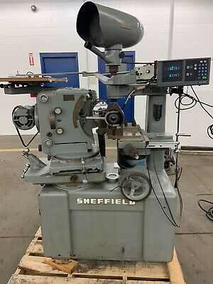 Sheffield 121 Micro Form Tool And Cutter Grinder