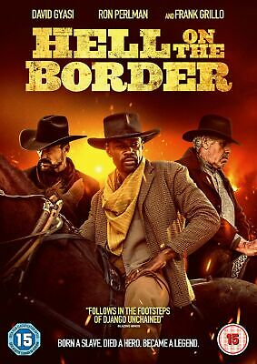 Hell On the Border [DVD] RELEASED 16/03/2020