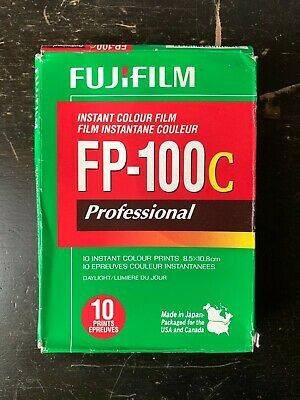 FujiFilm FP-100C ISO 3.5x4.2 in Professional Instant Colour Film [3]