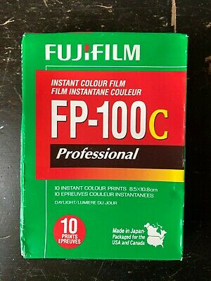 FujiFilm FP-100C ISO 3.5x4.2 in Professional Instant Colour Film [5]