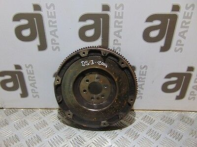 Citroen Ds3 1.6 2014 Solid Mass Flywheel
