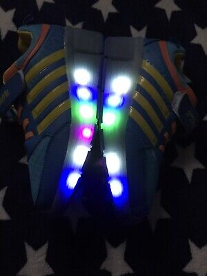 Led Heelies Size 4.5 Light Up Roller Skate Trainers