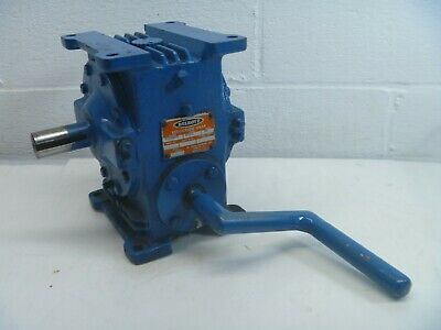 Delroyd gear reducer ratio 30 D-25 Model