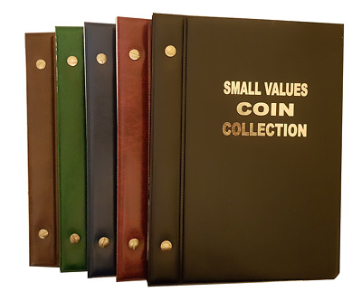VST Small Values Circulating Coin Album 1966 - 2019