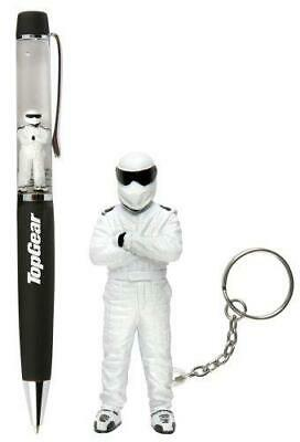 BBC Top Gear The Stig Torch and Floating Pen Set in Gift Box