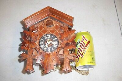 German Cuckoo Clock Needs Repair