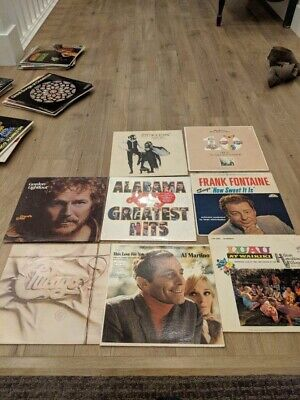 1960-80 By nil U Pick Any 4 / $10 Lot Collection Vinyl Record New Titles 1/18