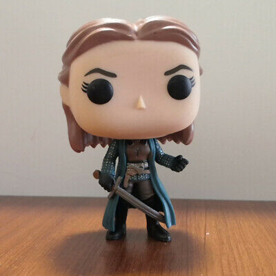 Funko Pop Game Of Thrones Yara Greyjoy # 66 Vinyl Figure No box