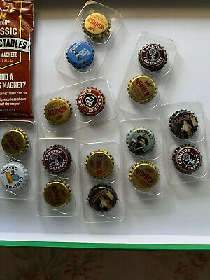 Carlton Draught Collectable Magnets