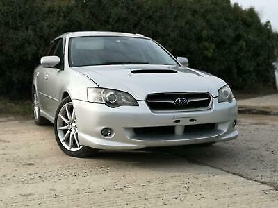 SUBARU LEGACY BP5 * GT Spec B * Twin Scroll Turbo * JDM Wagon * Leather