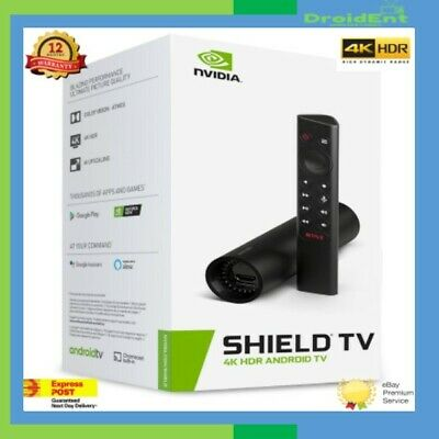 NVIDIA Shield Android TV | 4K HDR Streaming Media Player, High Performance, Fast