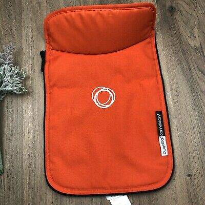 Bugaboo Cameleon 3 Bassinet Apron Orange EUC