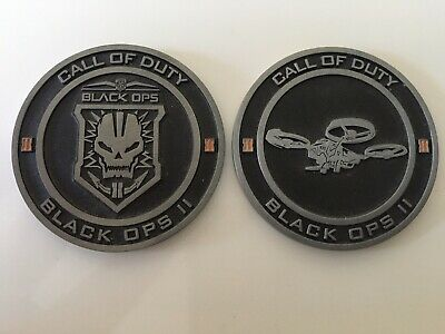 Call Of Duty : Black Ops 2 - Challenge Coins.