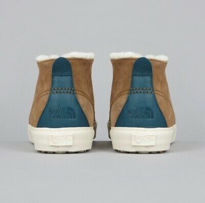 VANS VAULT X The North Face Desert Chukka MTE LX Toast Uk