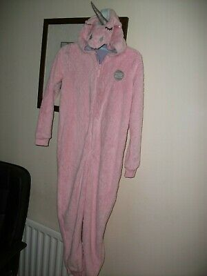 bnwt girls marks and spencer unicorn onesie -not Gerber 11-12 years rrp £22