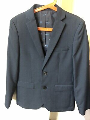 Next Signature Boys Navy 4 Piece SuitAge 9/10 years. For Communion/Wedding