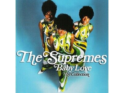 "CD THE SUPREMES ""BABY LOVE-THE COLLECTION"". Nuevo y precintado"