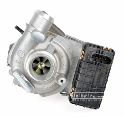 Turbo Garrett 723341 200-207 CV d'origine 723341