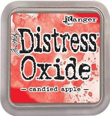 Tim Holtz Distress Oxide Ink Pad ~Candied Apple