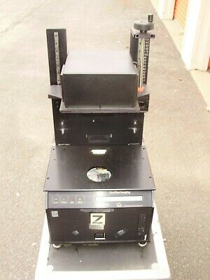 Sunrise Imaging Proscan Iv Microfilm/Microfiche Scanner  (Base Module/Cpu Only)