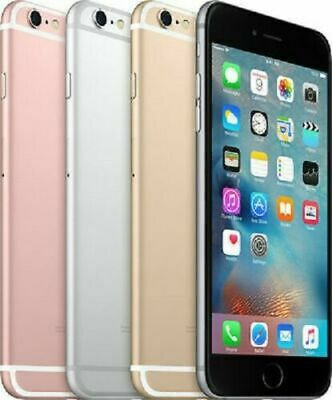 "Apple iPhone 6S 16GB GSM ""Factory Unlocked"" Smartphone"